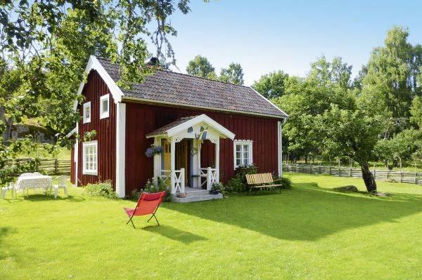 familienurlaub schweden ferienhaus f r 5 personen in boxholm ferienhaus schweden. Black Bedroom Furniture Sets. Home Design Ideas