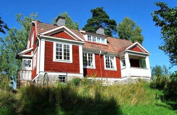 ferienhaus schweden am meer f r 7 personen in vaxholm. Black Bedroom Furniture Sets. Home Design Ideas