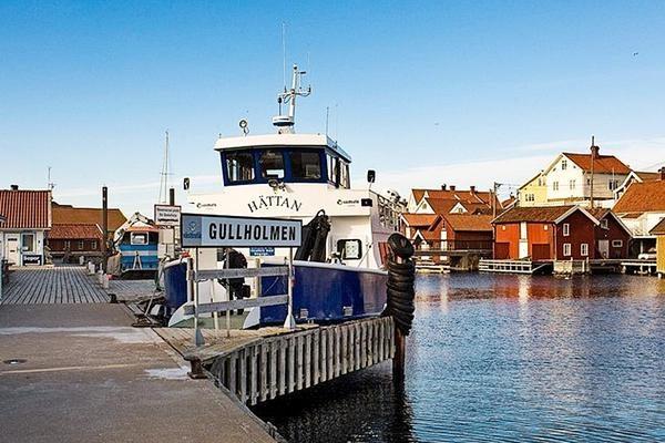 Ferienhaus schweden am meer f r 9 personen in gullholmen for Ferienhaus in schweden