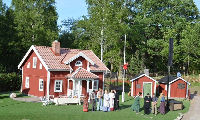 Pippi Langstrumpf Land in Vimmerby