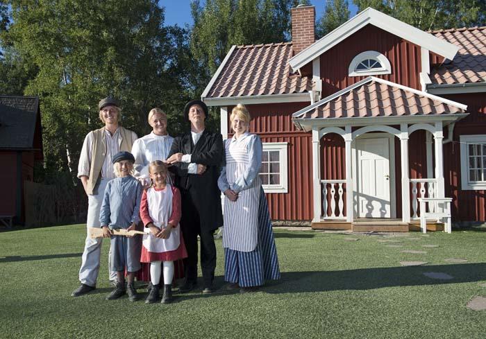 pippi langstrumpf land in vimmerby ferienhaus schweden. Black Bedroom Furniture Sets. Home Design Ideas