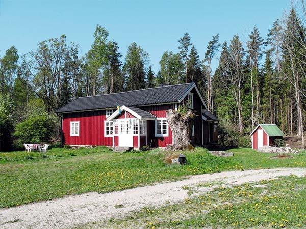Urlaub mit hund in schweden ferienhaus f r 4 personen in for Ferienhaus in schweden